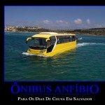 onibus anfibio