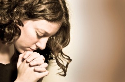 Oração da mulher de vinte e poucos anos
