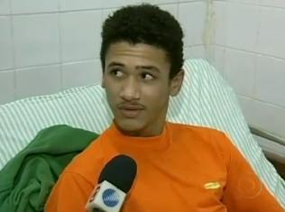 Médicos retiram apito do corpo de menino em Salvador