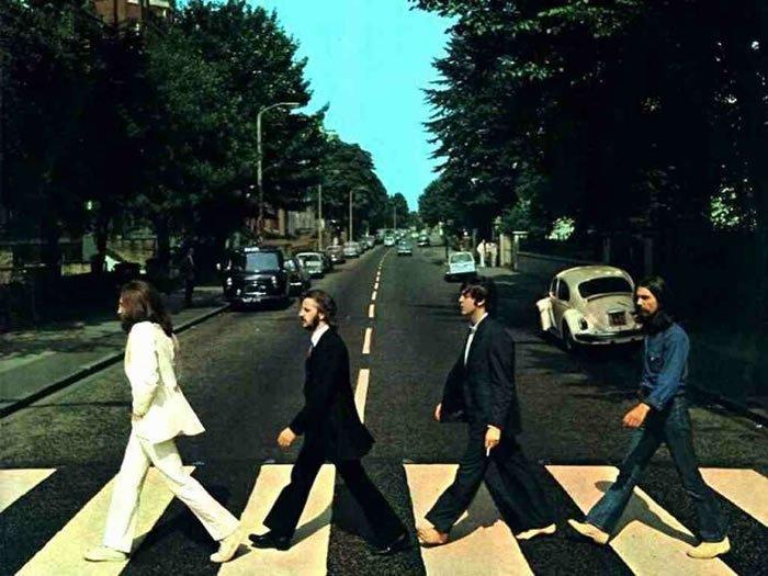 Os Beatles voltaram