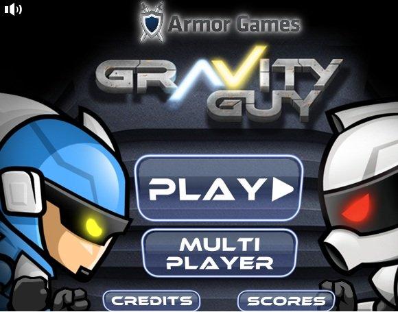 Gravity Guy – Jogo da semana