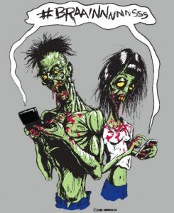 twitter zombies