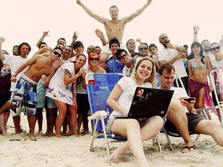 Compilação do que aconteceu no @BlogBeach 2011