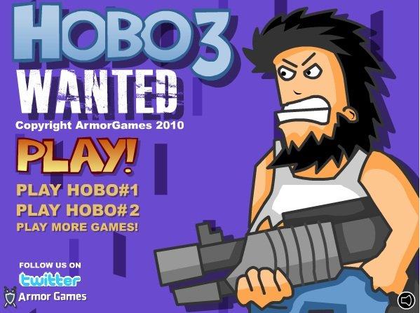[Jogo da Semana] Hobo3 – Wanted