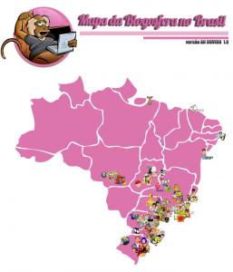 mapa da blogosfera