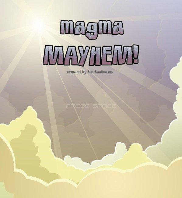 Magma mayhem – Jogo da semana