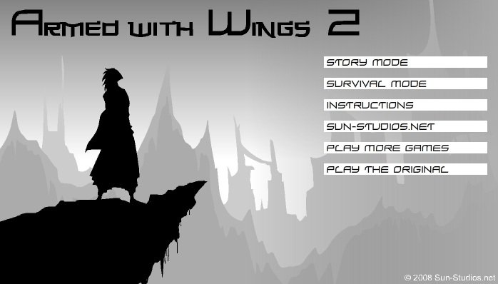Armed with wings 2 – Jogo da semana