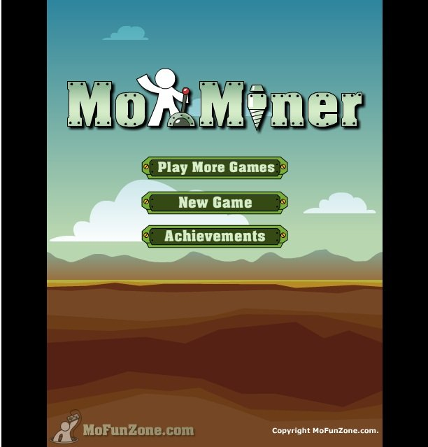 Mo Miner – Jogo da semana