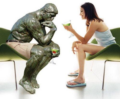 Por que homens falam pouco?