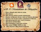 10 mandamentos da blogosfera