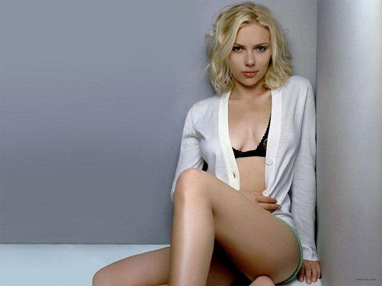 Fotos da Scarlett Johansson nua, pelada e sem roupa