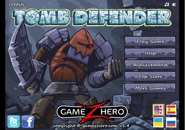 jogo tomb defender