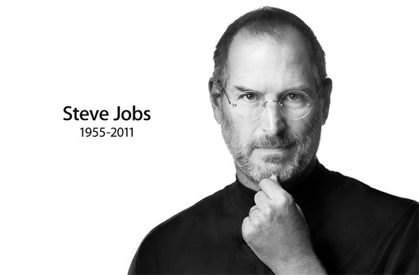 Morre Steve Jobs #RipSteveJobs
