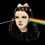 Pink Floyd e O magico de Oz Dark side of the moon rainbow
