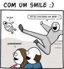 com smiley