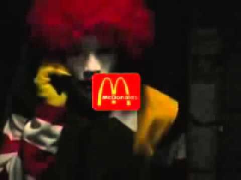 Comercial bizarro do Mc Donalds