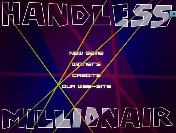 Handless Millionaire – Jogo da semana