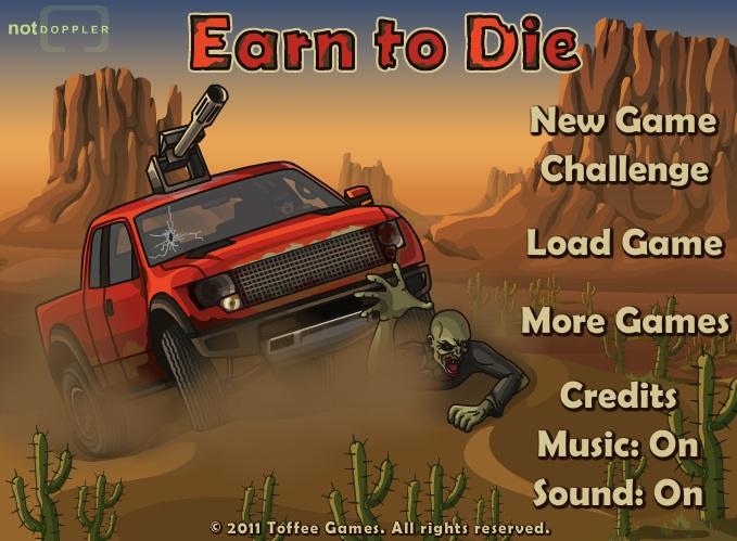 Earn to die 2012 - best gamer zone