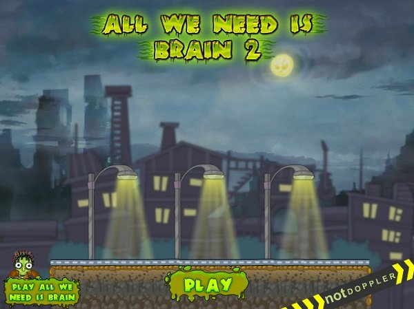 all we need is brain jogo da semana
