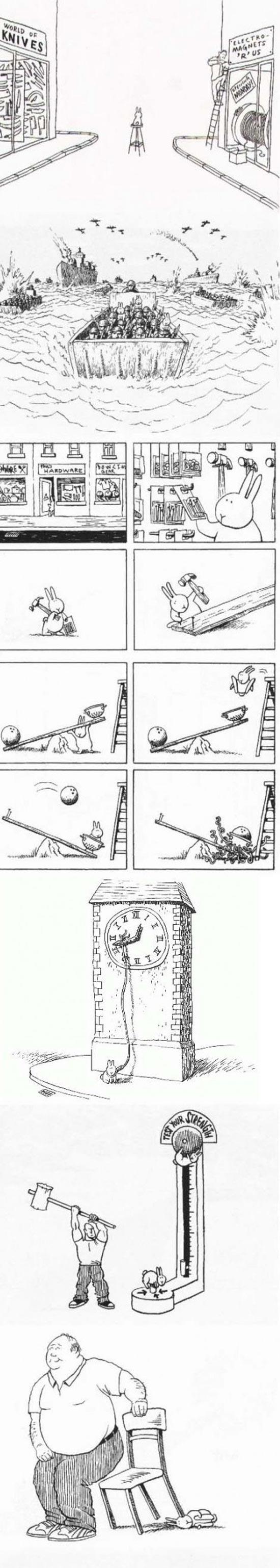 Diferentes formas de se suicidar