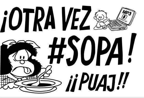 #StopSOPA Entenda mais sobre o projeto SOPA (Stop Online Piracy Act)
