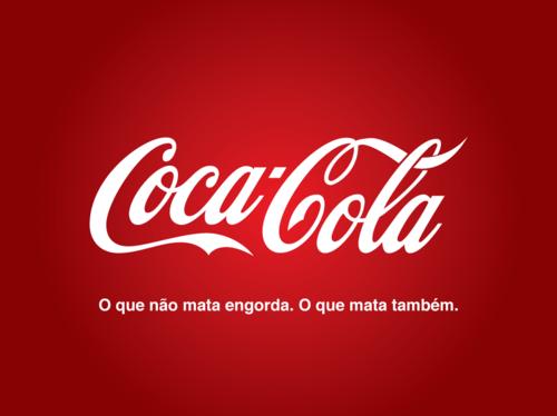 Slogans Sinceros - coca cola