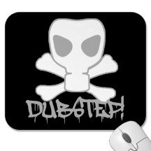 mascara de gas dubstep