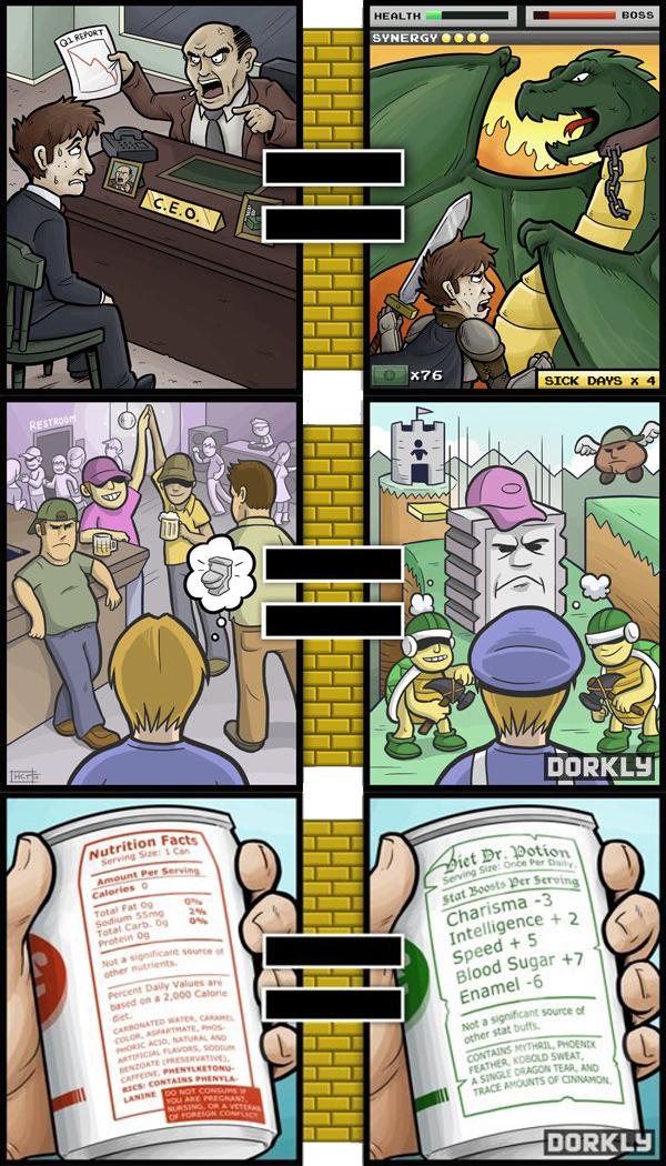 Como os nerds enxergam as coisas
