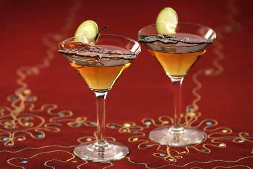 Bacontini - Drink de Bacon