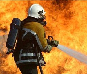 O pior bombeiro do mundo