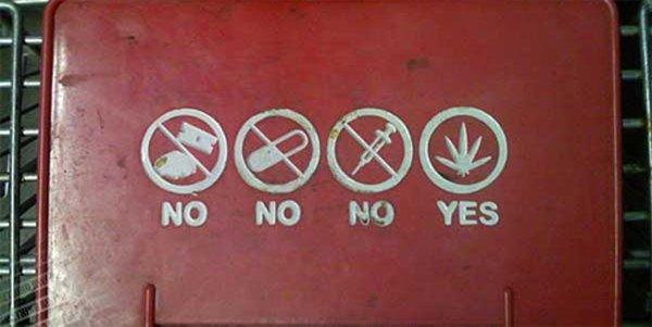 drogas proibidas