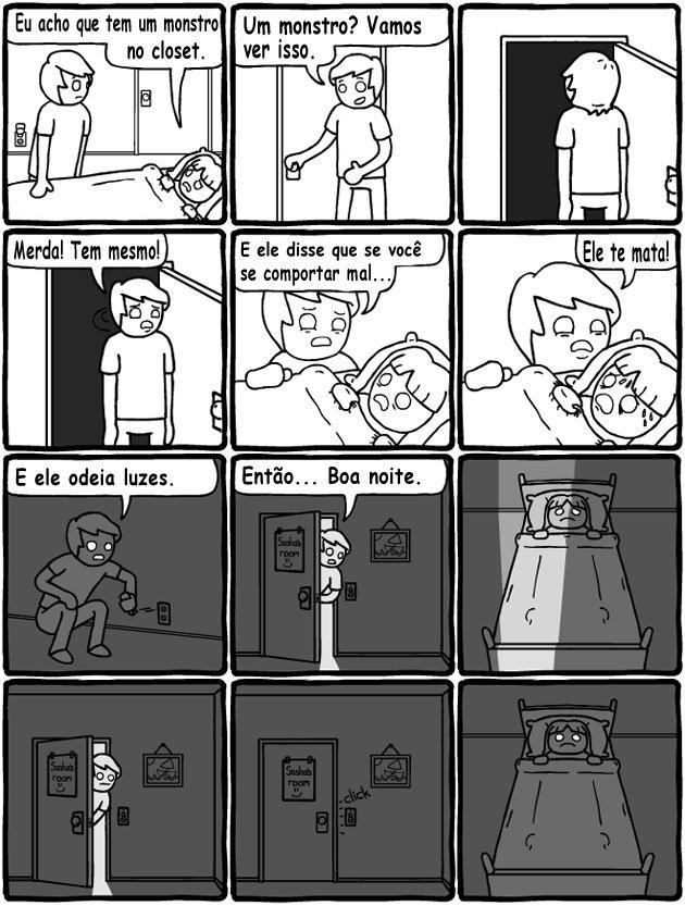 Monstro no armário