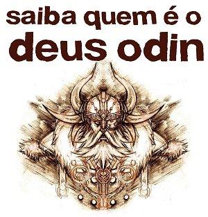 Saiba quem é o deus Odin