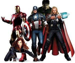 E se Os Vingadores fosse uma série de comédia?