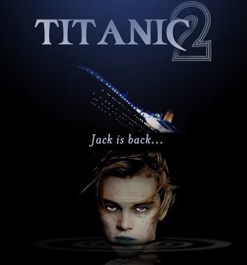 Titanic 2 The Surface Jack is back