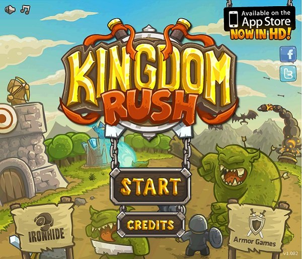 Kingdom Rush (Tower Defense) – Jogo da semana