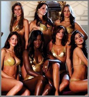 Compilação de lindas colombianas dançando