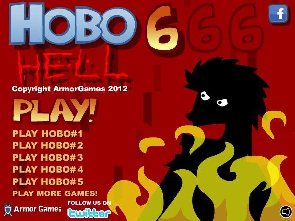Hobo – Hell – Jogo da Semana