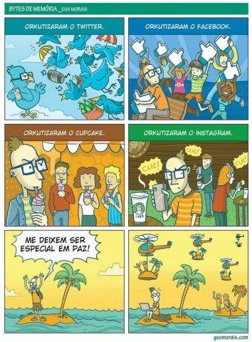 Orkutização
