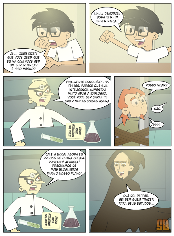 Super-Bloggers