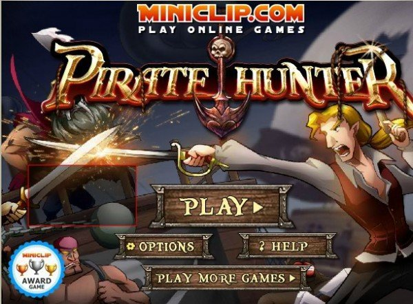 Pirate Hunter – Jogo da semana