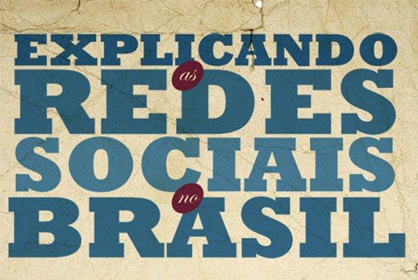 Explicando as redes sociais no Brasil