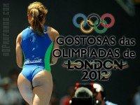 Gostosas das Olimpíadas de Londres 2012