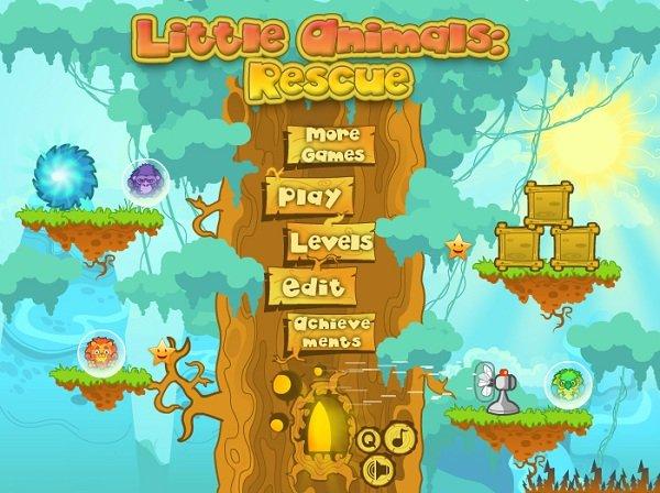 Little Animals - Rescue