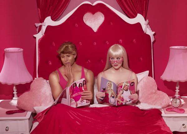 A Barbie é o Ken