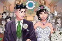 Casamento da Monica com Cebolinha