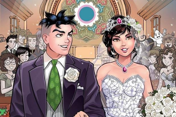 Casamento da Mônica com Cebolinha