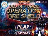 Delta Force Operation Fire Shield