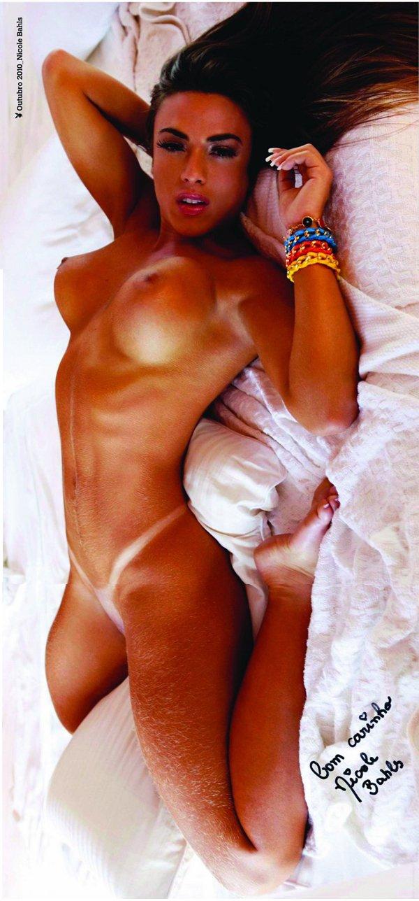 Fotos Playboy Nicole Bahls 12 Veja as novas Panicats Nuas/Peladas em fotos e vídeos
