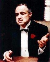 Mafioso don corleone